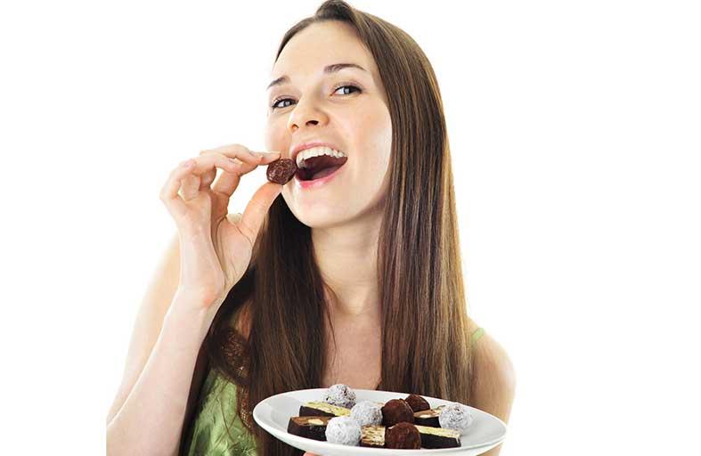 المداومة على الشوكلاتة تفيد دماغك